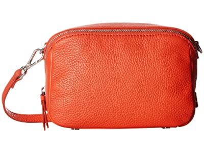 ECCO SP 3 Medium Boxy (Fire) Wristlet Handbags