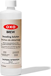 OXO BREW 全天然リン酸フリー脱スケール溶液 グレー