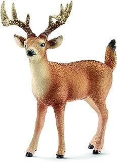 Schleich White-Tailed Buck Toy Figure