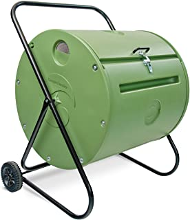Mantis CT08002 Mobile Composter Rolls Direct to The Garden