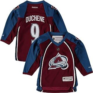 the best attitude 8408c 1b76f Matt Duchene Colorado Avalanche Burgundy Toddler 2-4T Reebok Home Replica  Jersey