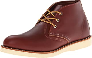 Red Wing Mens 3139 Work Chukka