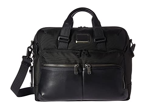 Tumi Alpha Bravo Negro Patterson Brief qU86rf1q