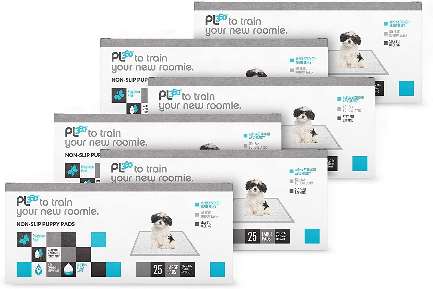 PL360 Puppy Training Latest item Pads for Pets Fresno Mall Dog and