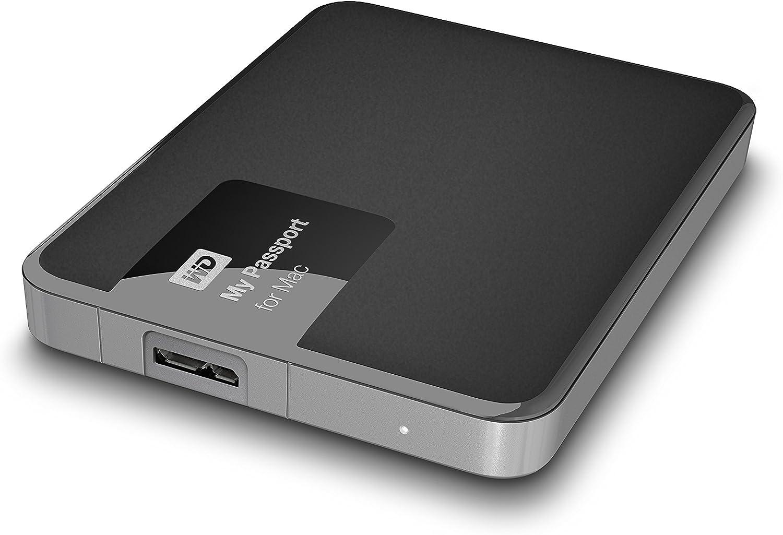Western Digital My Passport Mac 2tb External Hdd Usb Computers Accessories