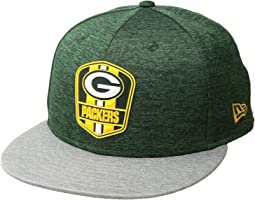 9Fifty Official Sideline Away Snapback - Green Bay Packers