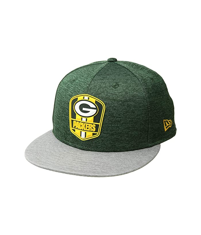d2256473 New Era 9Fifty Official Sideline Away Snapback - Green Bay Packers ...