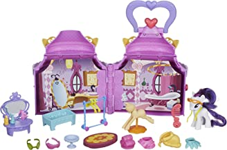 My Little Pony–Juguete–Amistad Es Magia–Cutie Mark Magic–Rareza booktique Playset , color/modelo surtido