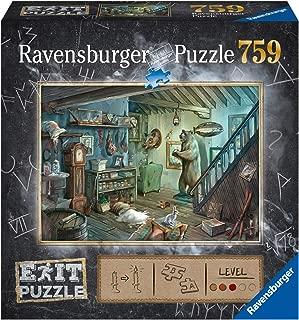 Ravensburger 15029 Exit 8: Scary Cellar