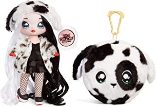 MGA Entertainment Na! Na! Na! Surprise 2-in-1 Fashion Doll and Plush Purse Series 3 – Dottie DeMil