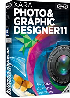 xara photo & graphic designer magix