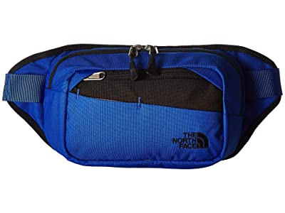 The North Face Bozer Hip Pack Ii (TNF Blue/TNF Black) Day Pack Bags