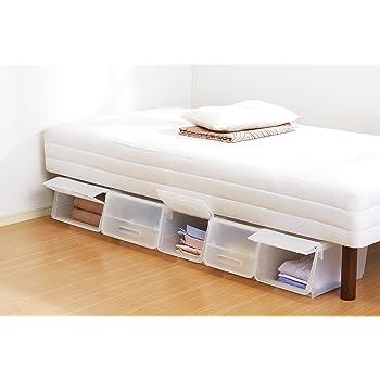 ベッド した 収納 ボックス