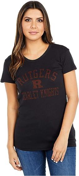 Rutgers Scarlet Knights Keepsake Tee
