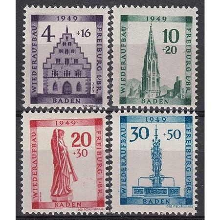 968x-980 Briefmarken f/ür Sammler Goldhahn /Österreich 1952 postfrisch ** Nr