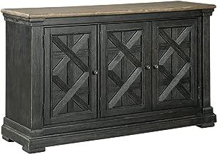 Ashley Furniture Signature Design - Tyler Creek Dining Room Server - Black/Gray