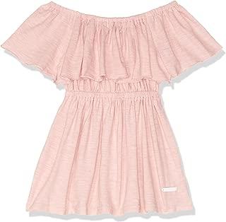 Sudo Kids Baby Girls Mini Lily Rose Ruffle Dress, Pink