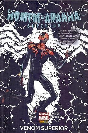 Homem Aranha Superior. Venon Superior