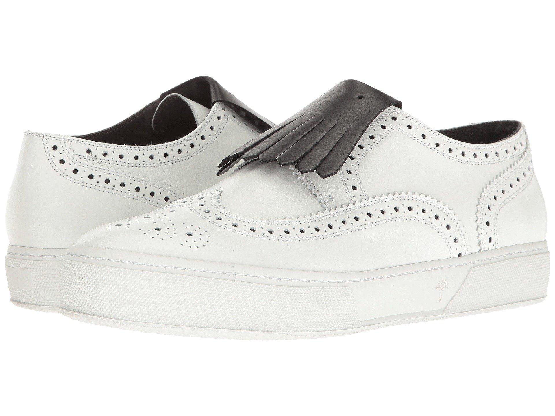 Tolka01N Kiltie Sneaker Clergerie SmIiV