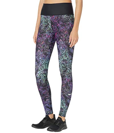 Nike Victory Print Swim Slim Leggings Women