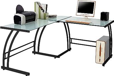 Amazon com: Need Computer Desk 63 inches Large Desk Writing