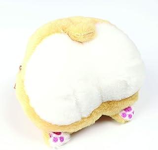 ANJUU Corgi Butt Coin Purse, Cute Corgi Butt Animal Pet Wallet with Zipper Close for Kids Girls Women Birthday Gift