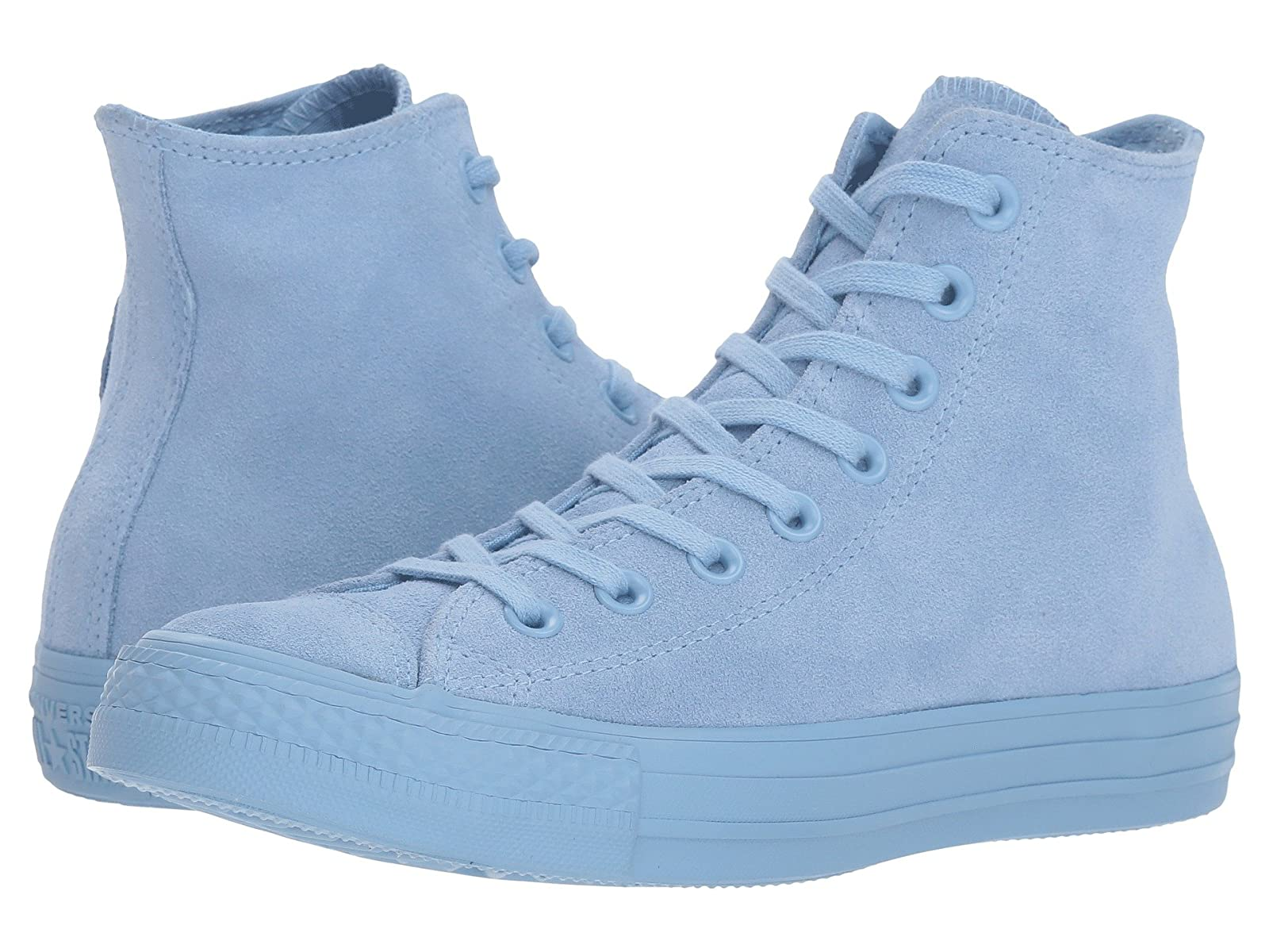 Converse Chuck Taylor® All Star® Hi - Mono SuedeAtmospheric grades have affordable shoes