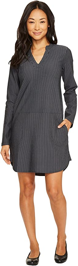 Carve Designs Arapahoe Long Sleeve Dress