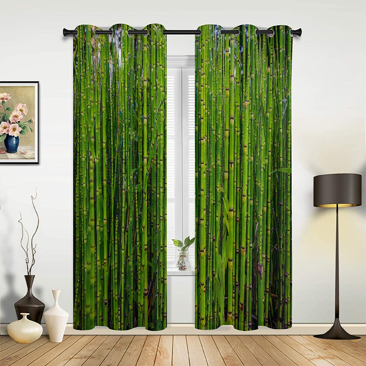 Beauty Year-end gift Decor Window Sheer Curtains New item for Room Bedroom Living Minim