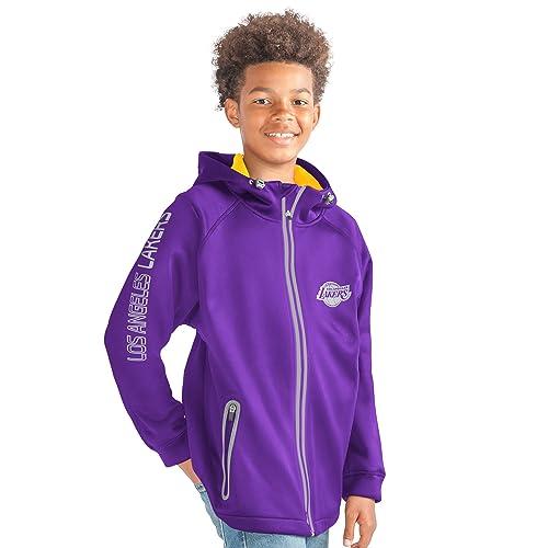 5X G-III Mens Motion Full Zip Hooded Jacket Purple