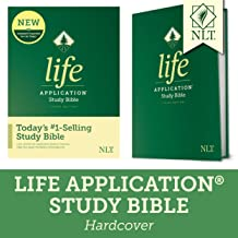 Tyndale NLT Life Application Study Bible, Third Edition (Hardcover) NLT Bible with Updated Notes and Features, Full Text New Living Translation