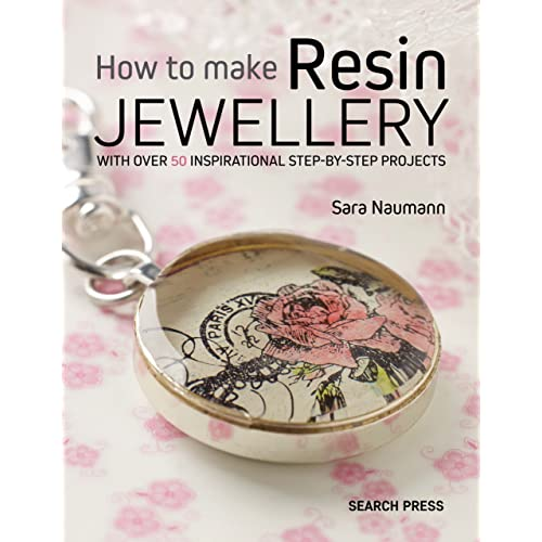 How to Make Resin Jewellery (English Edition)