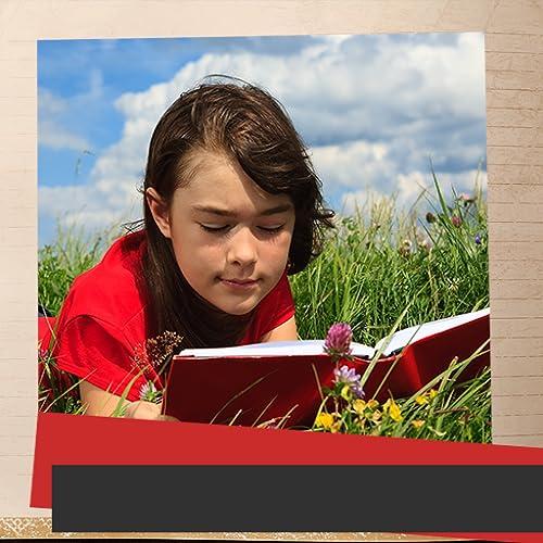 Öffnen Sie Bücherrahmen für Fotos