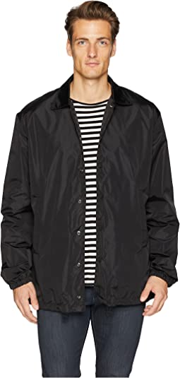 Oversized Nylon Parka