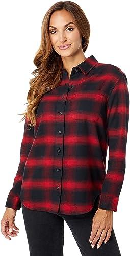 Girlfriend Flannel Shirt