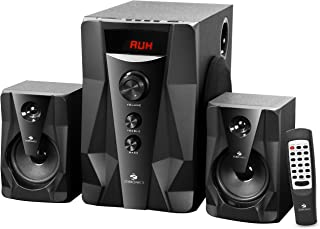 Zebronics Omega Bluetooth 2.1 Multi Media Speakers (Black)