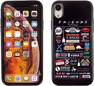 iPhone XR CASEMPIRE Friends TPU Case Shock Proof Never Fade Slim Fit Cover for iPhone XR Friends TV Show