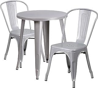 Silver Patio Furniture.Amazon Com Silver Patio Furniture Sets Patio Furniture