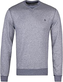 Tri Colour Mouline Loopback Sweatshirt