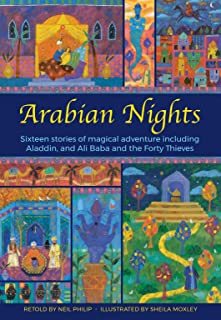 The Arabian Nights: Sixteen stories from Sheherazade