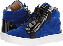 Giuseppe Zanotti Kids Veronica Sneaker (Toddler/Little Kid)
