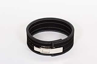 Force of Habit 13 MM Lever Belt Suede Leather 4