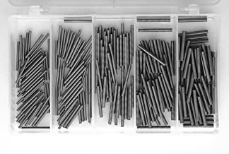 Stainless Steel Chafing Spring Kit 250 Pieces 1.2mm ID- 2.0mm Monofilament