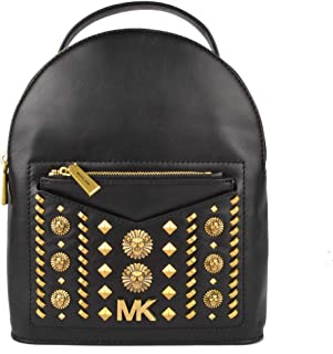 MICHAEL Michael Kors Jessa Small Studded Leather Convertible Backpack
