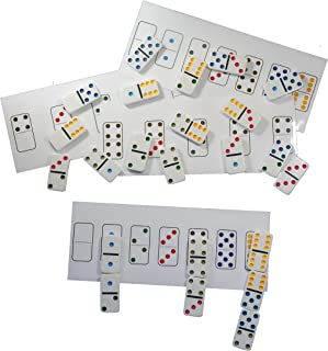 Keeping Busy Match The Dots Dementia and Alzheimer's Engaging Activities / Puzzles / Games for Older Adults