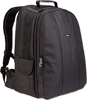 AmazonBasics DSLR Camera and Laptop Backpack Bag - 13 x 9...