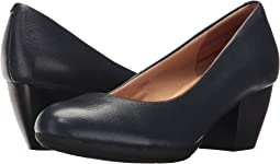 501f6aba80 Navy womens low heel dress shoes | Shipped Free at Zappos
