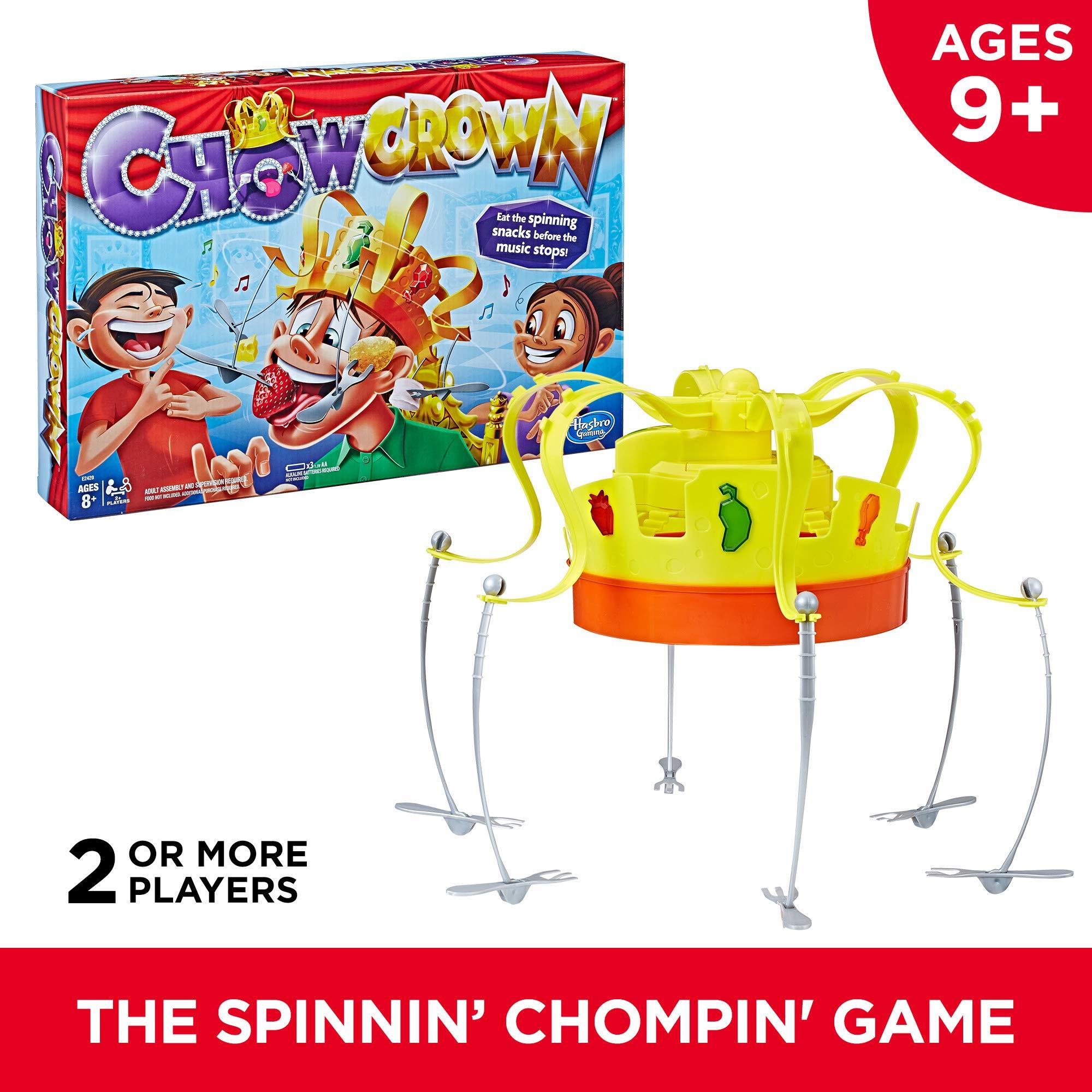 GAMES E2420102 - Corona de Chow: Amazon.es: Juguetes y juegos