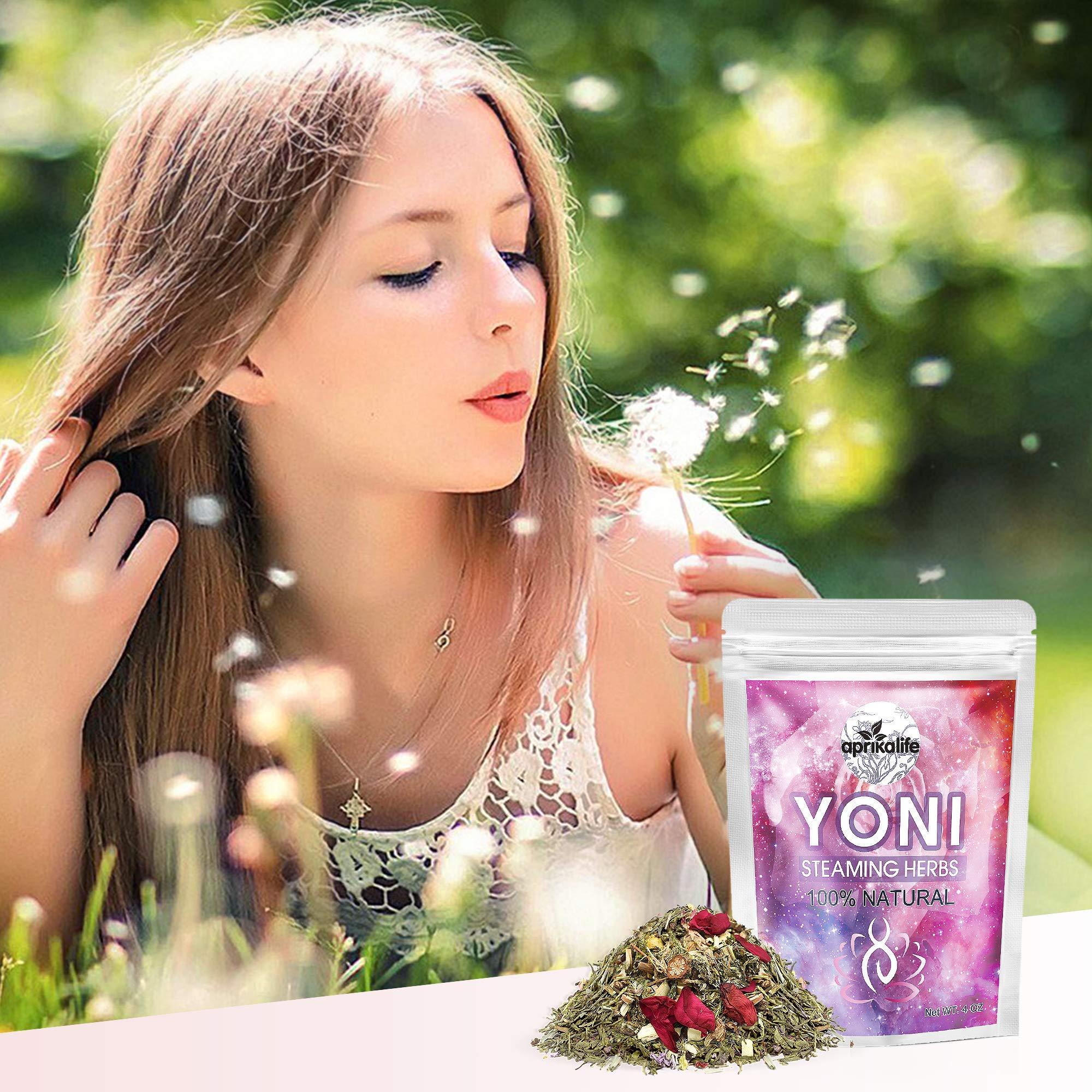 Yoni Steaming Herbs (4oz / 6 steams)