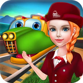 Train Station Simulator Game - Be the best train master of your town